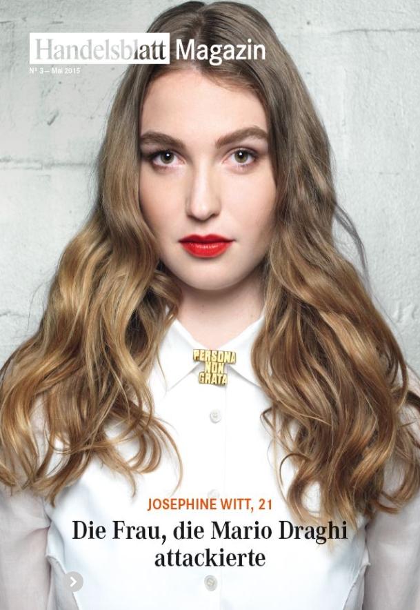 handelsblatt cover